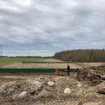Neuer Windpark der Berliner Stadtwerke GmbH in Sputendorf